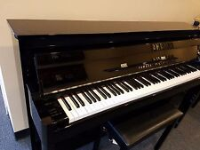 Yamaha NU1 Hybrid Piano Polished Ebony *New Old Stock* with 5 Year Warranty