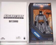 "DC CLASSICS SIGNATURE SERIES DC COMICS BATMAN BATZARRO 6"" FIGURE by mattel"