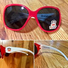 HTF Paul Frank Small Paul Julius Kids Sunglasses Shatterproof UVA Velocity Girl