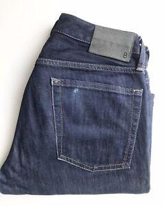 Bonobos Jeans, Slim Fit, Deep Blue, 30 x 30, Stretch Cotton