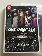 More details for one direction - up all night tour dvd fully signed autographed by all 5 members