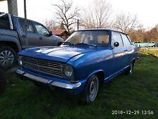 Oldtimer, Auto, Opel Kadett, Bj. 1966