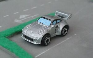 Micro Machines Porsche 935 Turbo in silver