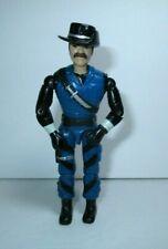 "Corps World Force Response Team 3.75"" Blue Boomerang Billie Figure Lanard Gi Joe"