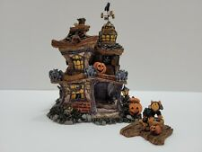 Boyds Bearly Built Villages Boo Beary Mansion