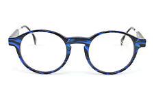 SILHOUETTE lunettes M 2132/10 c 3000 vintage createur Eyeglasses Frame 90 S Panto