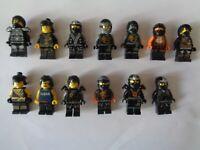 LEGO Ninjago COLE Personnage Figurine Minifig Choose Model