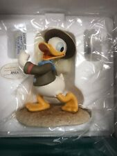 Disney WDCC 4007935 Happy Camper Donald Duck from Good Scouts NEW in box w/ COA!