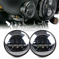 """4.5"""" Motorcycle LED Daymaker Auxiliary Passing Lights Bulb for Harley Davidson"""