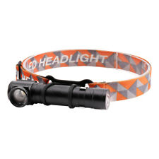 USB Rechargeable Compact Flashlight Right Angle Head Lamp with Magnetic Tail cap