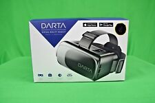 "Google DARTA virtual reality VR headset for 3.5"" - 6"" smartphones (play 3D games"