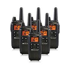 Midland LXT600VP3 Two Way Radio Value Pack W/ 30 Mile Range (6 Pack) New