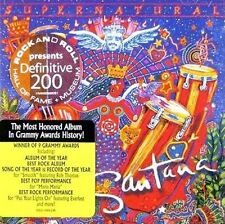 Santana - Supernatural 1999 Arista CD MINT