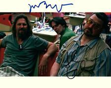 Jeff Bridges John Goodman signed 8x10 Photo Picture autographed with COA