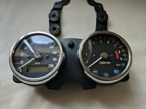 kawasaki w650 speedo clocks w 650 tacho instruments cluster km/h clock gauge