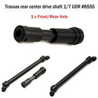 Arbre d'entraînement d'essieu avant/arrière pour 1/7 voiture RC Traxxas UDR#8555