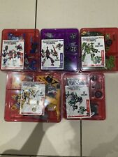 Transformers Construct Bots Paquete
