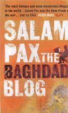 SALAM PAX ___THE BAGHDAD BLOG ___ BRAND NEW ___ FREEPOST UK