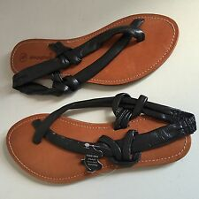 BNWOT Atmosphere Real Leather Sandals  UK5