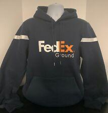 Nwt (Vintage) Fedex Ground Insulated Sweatshirt - Made For Warmth Size S-Xxxl