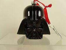 Hallmark Star Wars Darth Vader Blown Glass Ornament