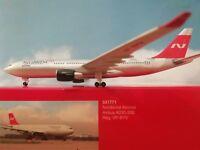 herpa wings 1500 531771  Nordwind Airlines Airbus A330-200 Neuheit 2018