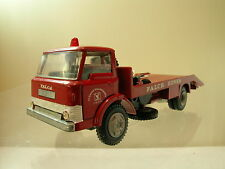 TEKNO HOLLAND 920-264 FORD D800 WRECKER TRUCK FALCK RED SCALE 1:50