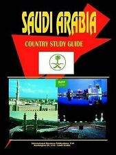 Saudi Arabia Country Study Guide (World Investment and Business Guide Library)