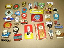 Vintage Tesla Producer Radio/ TV/ Telephony  / Czechoslovak badges
