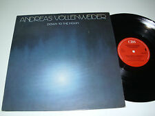 ANDREAS VOLLENWEIDER Down to the Moon - 1986 HOLLAND LP