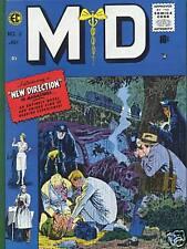 EC Comics, EC Library:  M.D.,  Vol.  1 (New Direction)