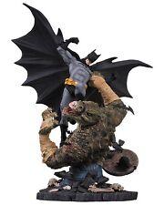 DC Collectibles - DC Comics Statue Batman vs. Killer Croc 2nd Edition 42 cm