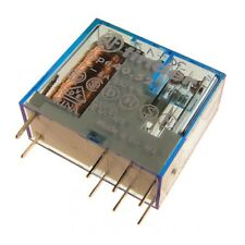 Finder 40.52.9.024.0000 Relais 24V DC 2xUM 8A 250V AC Relay Steck Print 086829