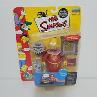 Playmates The Simpsons STONECUTTER HOMER Figure World of Springfield Series 10