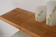 Wandboard Kirschbaum Massiv Holz Board Regal Steckboard Regalbrett NEU auf Maß !