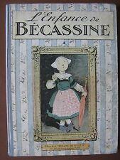 L'ENFANCE DE BECASSINE  (1926)