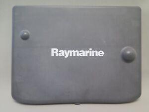 GREY SUN COVER (FOR RAYMARINE C120 GPS CHART PLOTTER DISPLAY) FREE 1ST CLASS P&P