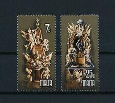 Malta  547-8 MNH, Monuments, 1978