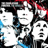 The Charlatans - Forever - The Singles - The Charlatans CD EMVG The Fast Free