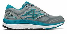 New Balance Women's 1340v3 Shoes Grey with Green