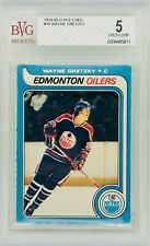 1979-80 OPC O-Pee-Chee Wayne Gretzky RC Rookie BVG 5 (Top Sports Cards)
