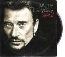 Johnny Hallyday - Seul - CDS - 1998 - Chanson 2TR Cardsleeve Pascal Obispo