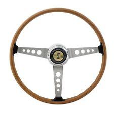 1967 Shelby Steering Wheel 1964-1967 Mustang Corso Feroce W/ Tri-Bar Horn Button