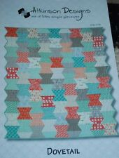 Dovetail Multi-Size Quilt Pattern Atkinson Designs Quilting Sewing