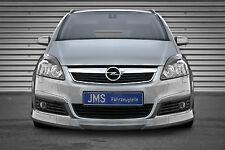 JMS Racelook Frontspoilerlippe für Opel Zafira B bis Facelift ohne OPC