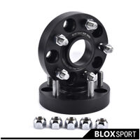 2PC 25mm 5 Lug 5x120 cb70.1 Wheel Hub Spacer Adapter for Land Rover Discovery II