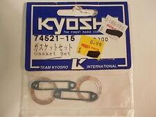 74521-15 .12 Gasket Set - Kyosho GX12-CR Engine