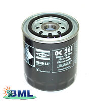 LR DISCOVERY 1 1989-98 V8 & 2.5 TDI MAHLE BRAND ENGINE OIL FILTER PART- ERR3340M