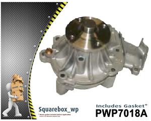 Water Pump PWP7018A fits TOYOTA Hilux KUN15,16R 3.0L T/Diesel 1KD-FTV 8/04 on