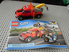 Lego City- Tow Truck - Split from 60137
